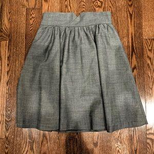 {H&M} A-Line Skirt, 6